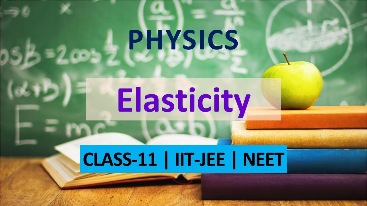 Mechanical Properties Of Solids Class 11 Notes For Jee Neet Esaral