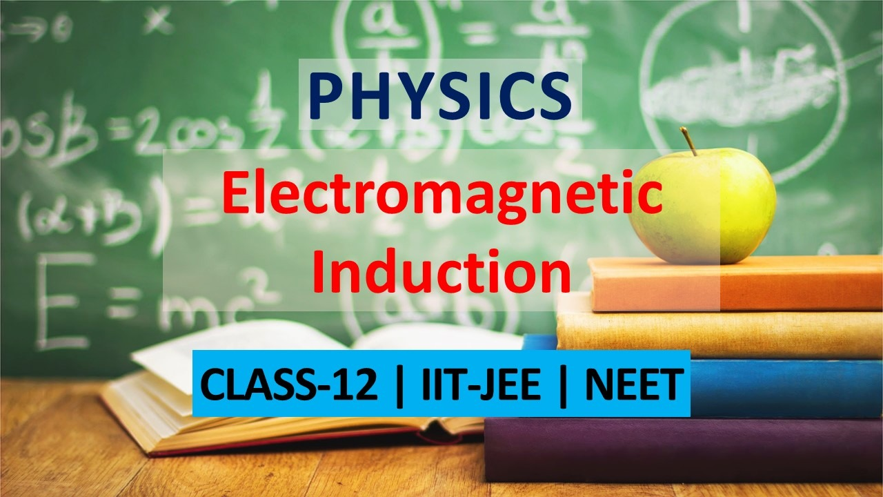 electromagnetic induction class 12 important questions