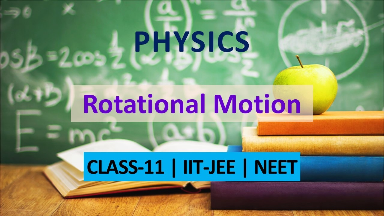 rotational motion problems and solutions