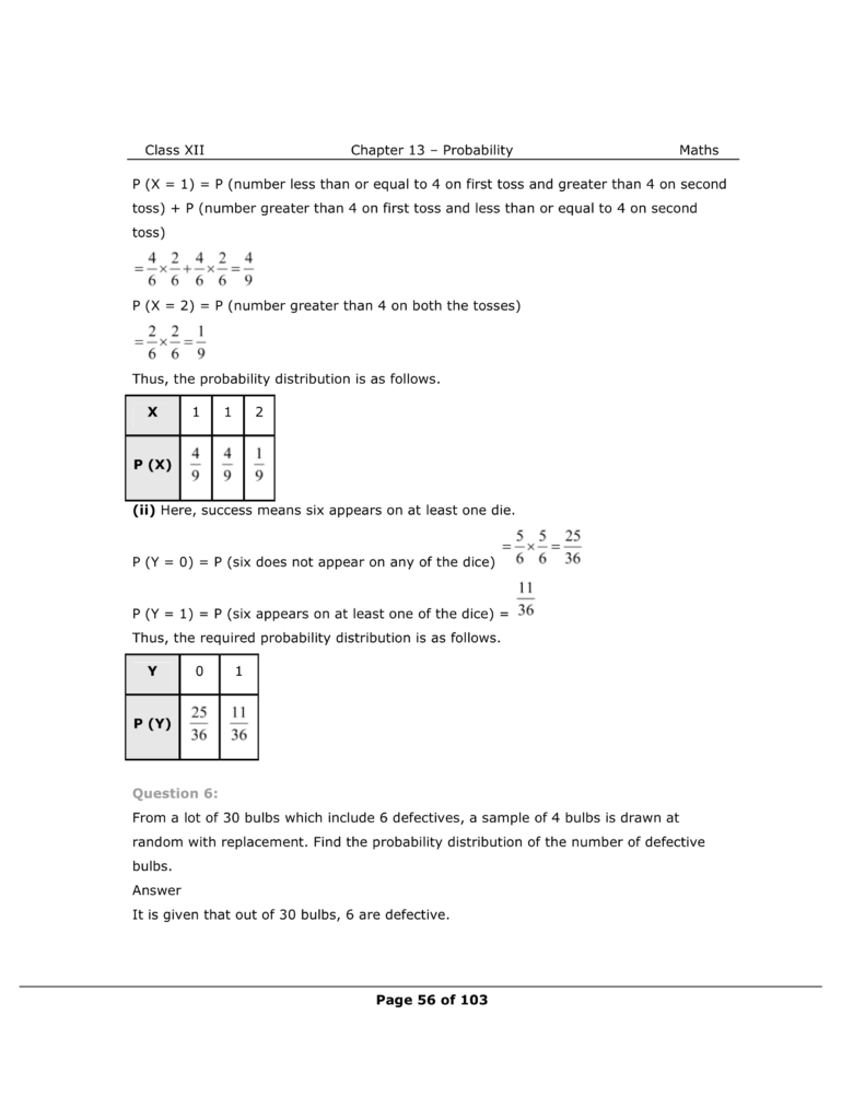 NCERT Class 12 Maths Chapter 13 Exercise 13.4 Solutions Image 6