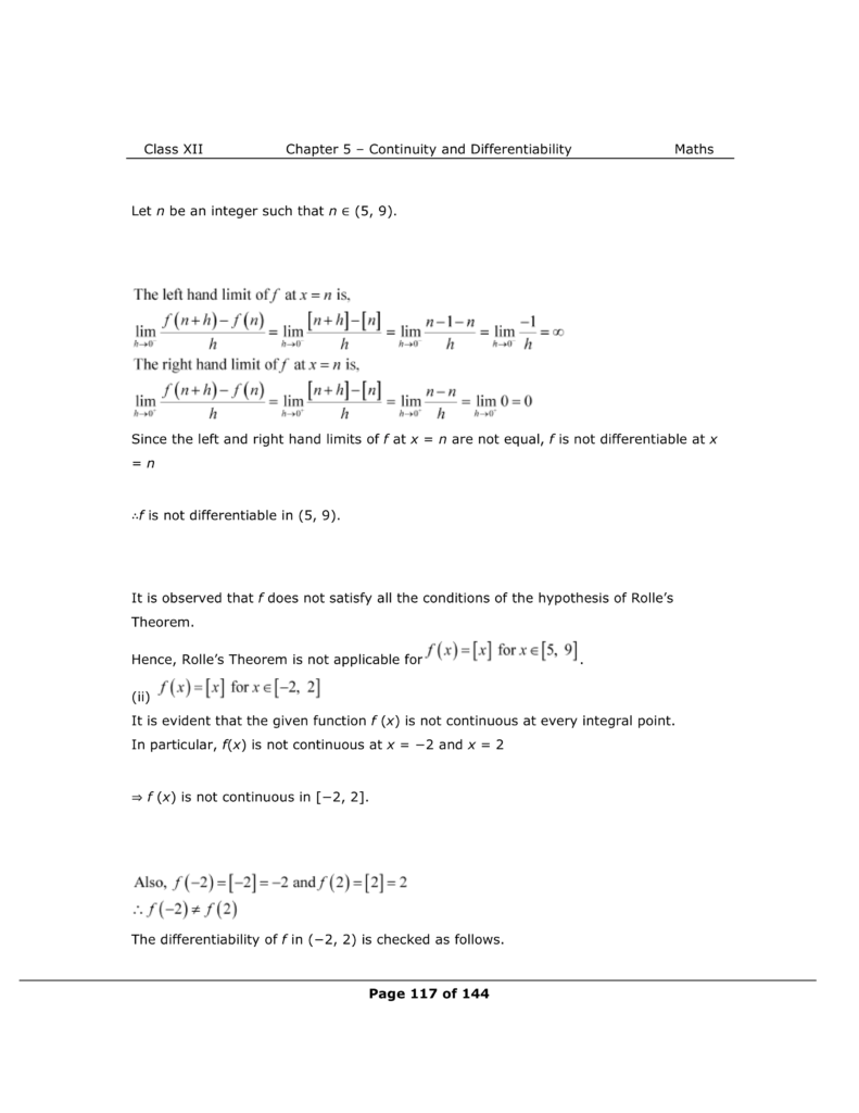 NCERT Class 12 Maths Chapter 5 Exercise 5.8 Solutions Image 3