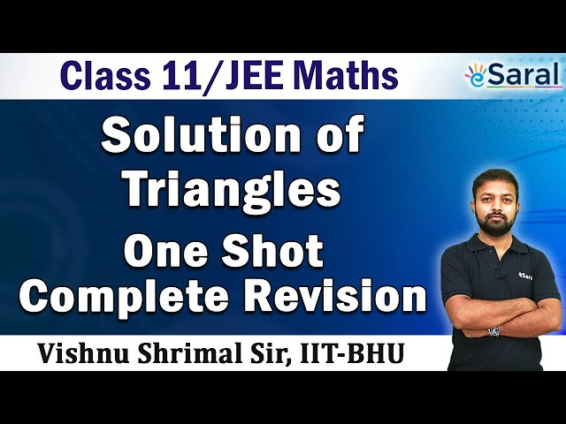Math topic wise revision series 26