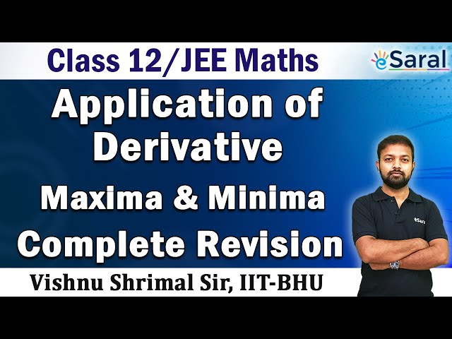 Math topic wise revision series 29
