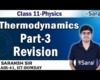 Physics Topic wise revision video 19
