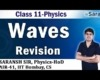 Physics Topic wise revision video 21